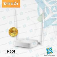 Tenda N301 N300 3 in 1 Wireless Router/ Access Point/ Extender Wifi