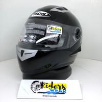 MDS - Provent Black - Double Visor +helmet+helm+Full Face
