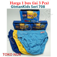 GT MAN Kids Original Seri 708 Kids