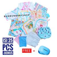 HEMAT 1 PAKET Perlengkapan Bayi Baru Lahir Murah Baju Baby Newborn