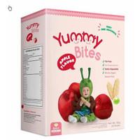 PROMO Yummy Bites Baby Rice Crackers Snack Bayi Original HALAL Rasa Ap