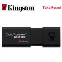Kingston Flash Disk DataTraveler 100 G3 64GB USB3.1