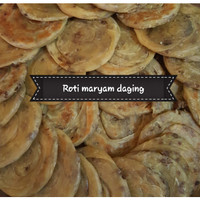 Roti Maryam Daging Sapi