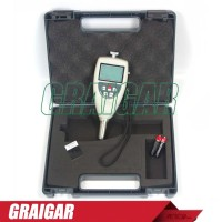 AS-120B Portable Shore Hardness Tester For Hard Rubber With LCD Displa
