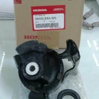 Engine Mounting Kiri Di bawah Accu ORI Honda Jazz gd3 dan New City gd8