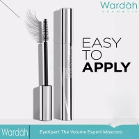 WARDAH eyexpert the volume expert mascara/Maskara wardah