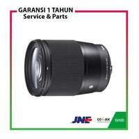 Sigma 16mm F/1.4 DC DN Lensa Wide Contemporary For Sony E-Mount