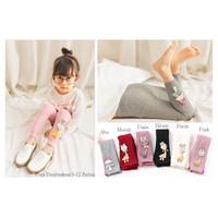 Legging Bayi Motif Boneka Lucu / Legging Anak / Kaos Kaki Panjang Bayi