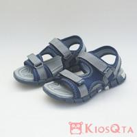 sepatu sandal anak grey navy sahiku (homyped ardiles carvil) GL152