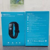 Huawei Honor Band 4 Smart Wristband 0.95 Amoled - Hitam