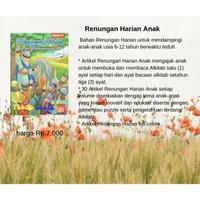 Renungan Harian Anak Vol 60