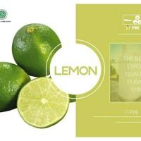 Itpin Syrup Lemon 2.5kg (2000ml) Premium / Sirup Lemon Premium
