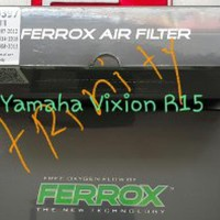 Ferrox Filter Udara Vixion R15 Big deals
