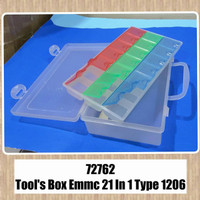 Box ic Emmc 21 In 1 Type 1206