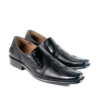 sepatu pantofel pria Sepatu kerja formal Dan pesta asli kulit