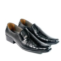 sepatu pantofel pria asli kulit Sepatu kantor