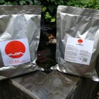 clay premium / mineral penjernih koi / bakteri starter kolam