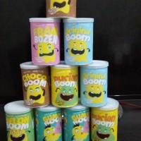 Snack/Cemilan Kekinian Original Arum Manis Snazzy Boom