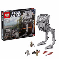 Mainan Balok Edukasi Robot Star Wars AT-ST Brick Lepin 05052