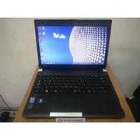 Laptop Bekas Toshiba Dynabook R734 Core i5 Gen4 Blackligth Siap Pakai - RAM 4 HDD 500