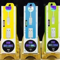 Kabel Data Android Micro USB Fast Charging Mark LV8 Harga Promo