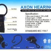 PROMO BESAR Alat bantu dengar Bluetooth Recharge Axon A 155