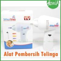Alat Pembersih Telinga (Kuping) | Electrik Waxvac Ear Cleaner