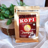 Kopi bubuk Kopi Hitam Kopi Klasik CapJempol khas Curup Bengkulu