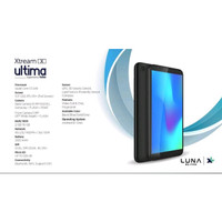HANDPHONE EVERCROSS LUNA XTREAM X ULTIMA 2GB/16GB
