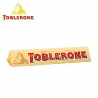 Toblerone Swiss Milk Chocolate With Honey & Almond Nougat 100 Gram