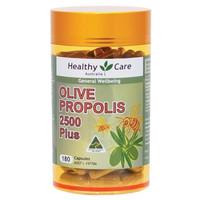 Healthy Care Olive Propolis 2500 Plus - 180 caps