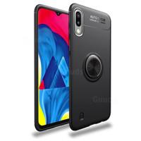 Samsung Galaxy M10 Case Autofocus Invisible Iring Soft Case