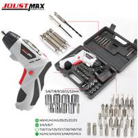 Bor Mini Portable JOUST MAX Cordless Electric Screwdriver Set