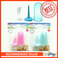 Nature Silicone Toothbrush With Case ( Sikat Gigi / Lidah