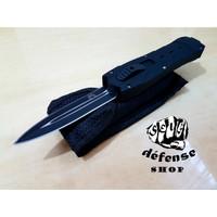 Pisau Survival Automatic Sliding/Jhon Wick Knife -Self Defense Shop-