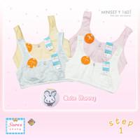 Pakaian Dalam Anak Miniset Perempuan Bahan Lembut Step 1 Sorex Y1601