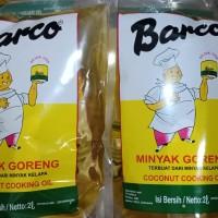 minyak goreng BARCO 2L