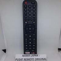 REMOTE REMOT SMART TV POLYTRON HISENSE EN2B27 SEPERTI ORIGINAL