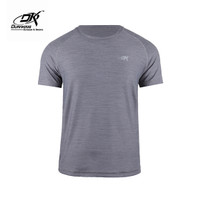 Running Jersey - DK Basic Color Tee Man Grey - S