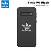 Adidas Originals Basic Logo PU Case Samsung Galaxy S10 - Black