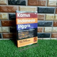 Kamus Bahasa Indonesia Inggris | John Echols | Softcover | ORIGINAL