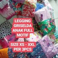 Legging Griselda Size XXL Bebas Pilih Motif