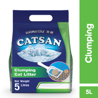 Catsan Cat Litter 5L Pasir Kotoran Kucing