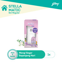 STELLA MATIC BOX SET WILD FLOWER