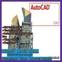 Autodesk Autocad 2010 32 & 64 Bit Full Version
