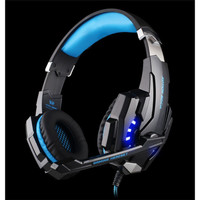 Headset / Headphone Gaming with LED Light - Kotion Each G9000