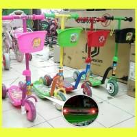 Scooter Skuter PMB mainan anak karakter