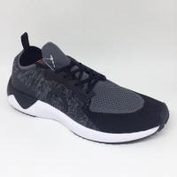 Kicosport Sepatu Running ortuseight Radiance Black grey original new 2