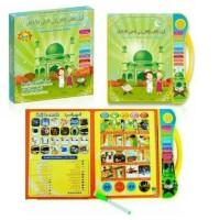Mainan anak Edukasi Playpad E-book - Buku Pintar Muslim 3 Bhs ...