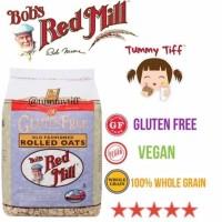 Bob s red mill Gluten Free Old fashion Rolled Oat 907gr